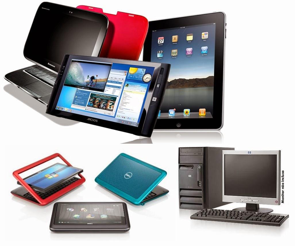 03 de febrero del 2015 - Computadores y Tablets