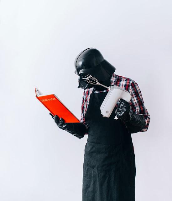 Darth Vader готви