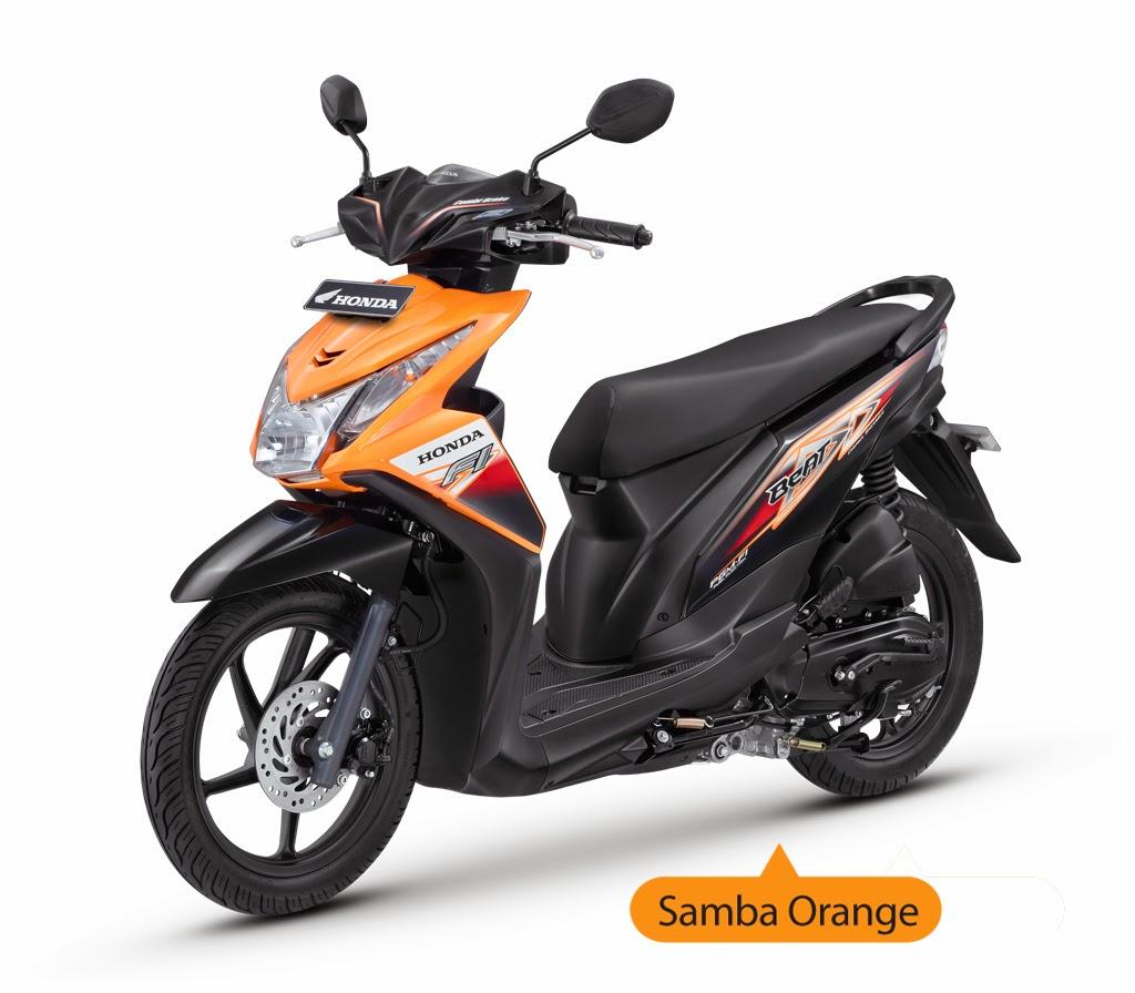 Honda Jogja Honda Beat FI
