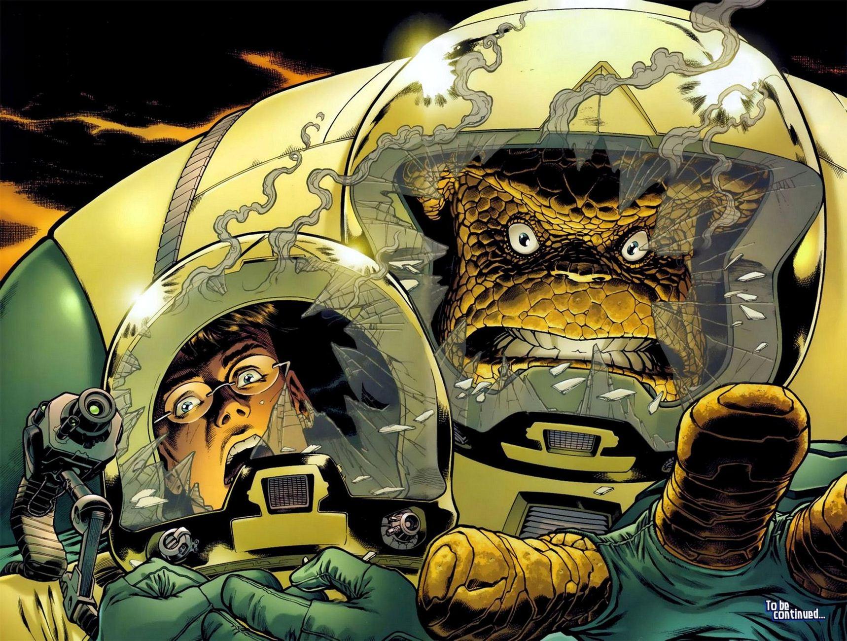 Ultimate Fantastic Four chap 16 - Trang 23