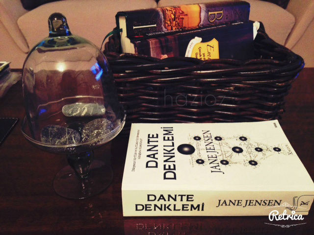 Jane Jensen, Dante Denklemi (Dante's Equation)