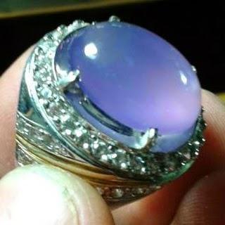 kualitas batu lavender eksport