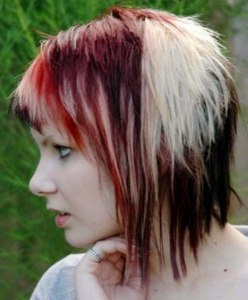 short emo girl hairstyles Cute Emo Girls  Photos And Tips On How To Cut Style