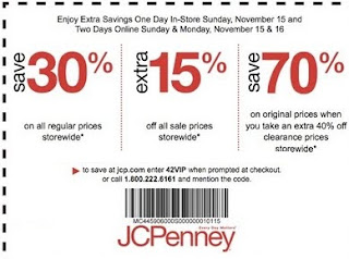 Benefits of JC Penney Optical Coupons 1
