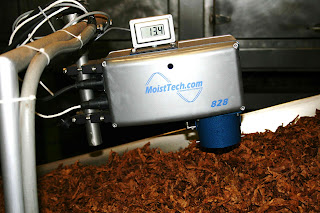 828 tobacco moisture analyzer