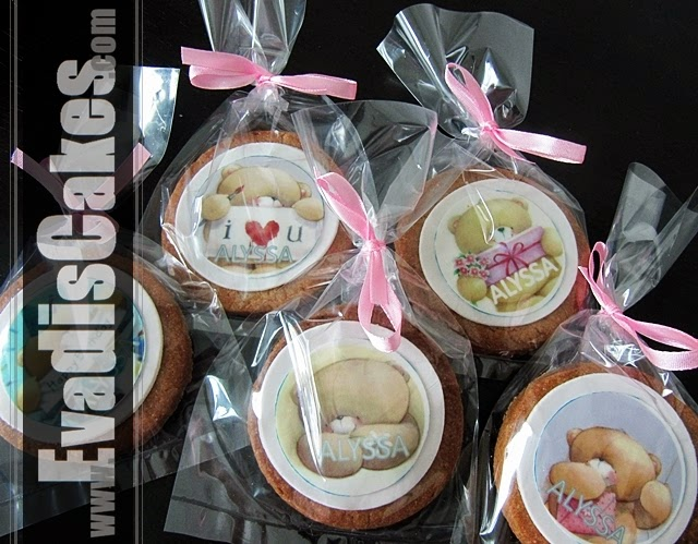 Close view picture of Forever Friends cookies