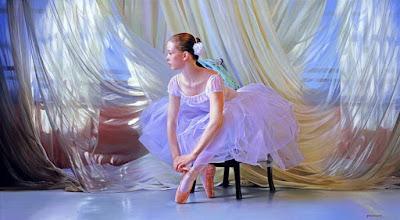 Cuadros Bailarinas de Balet