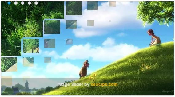 Image Slider V6 For Blogspot