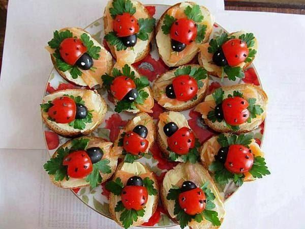 Hepburina navidad para tiesos parte ii la comida de navidad - Comida para navidad facil ...
