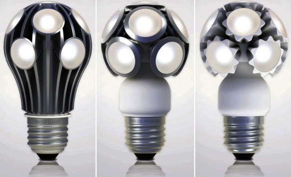 bulled star, bulled modular, bulled classic, Led Light Bulbs