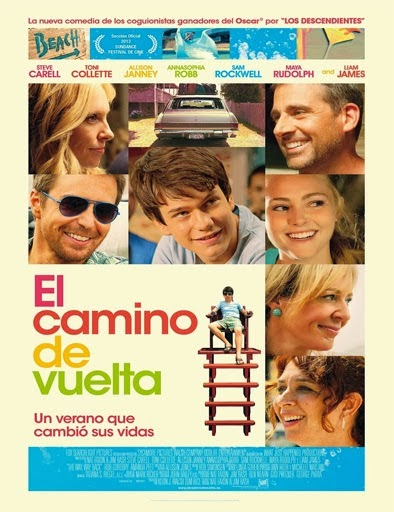 The Way Way Back (El camino de vuelta) (2013)