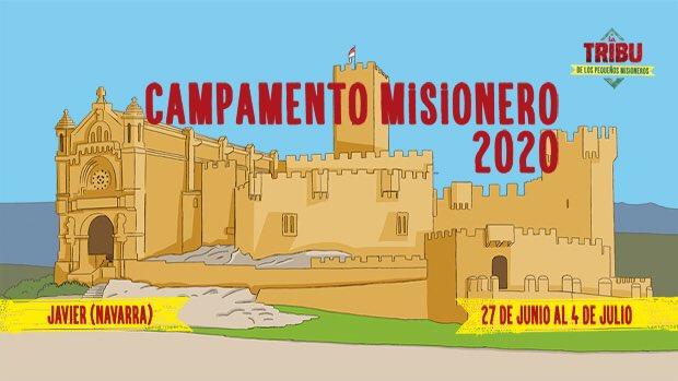 CAMPAMENTO DE NIÑOS MISIONERO