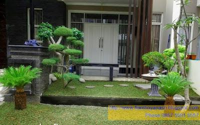 Tukang Taman Surabaya Desain sederhana