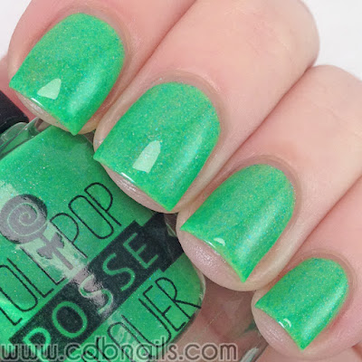 Lollipop Posse Lacquer-Space Cake High