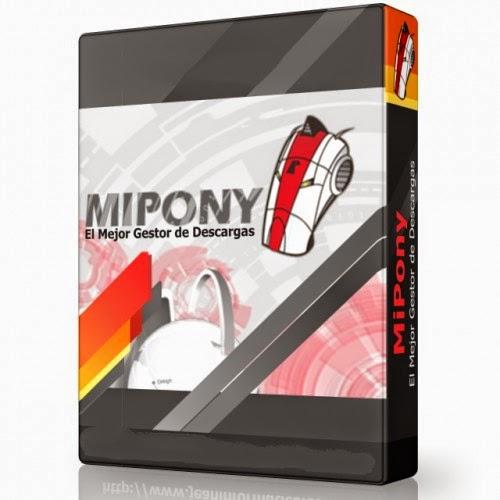 Como reanudar descargas de Media fire y Mega con Mipony