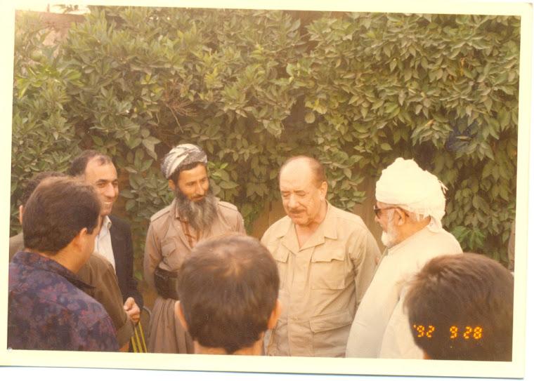 علی عبدالعزیز ، حسن النقیب ، ملا سلمان ، عدنان المفتی