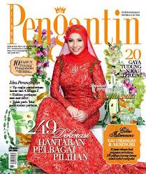 IZbridal&beauty Dalam Majalah Pengantin Edisi Jun 2011