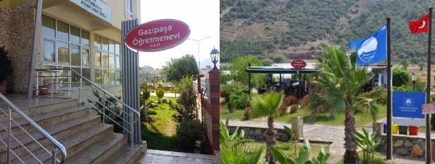Antalya Gazipaşa Öğretmenevi