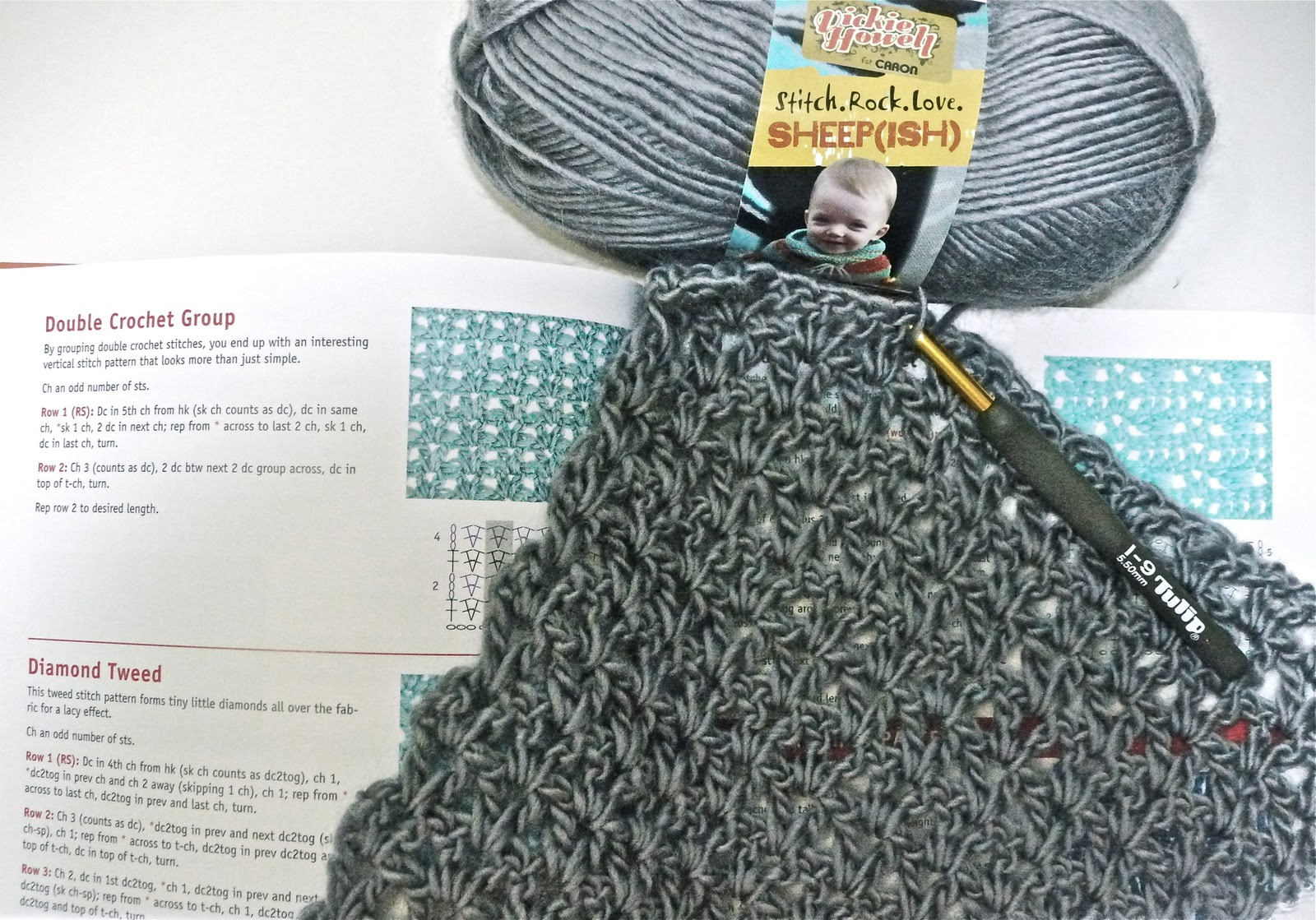 Robyn Chachula\'s Crochet Stitches: Visual Encyclopedia - Vickie Howell