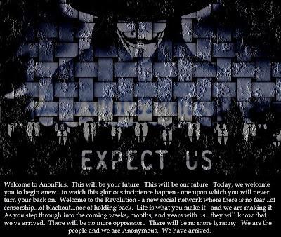 V de Vendetta y Anonymus Anonymous