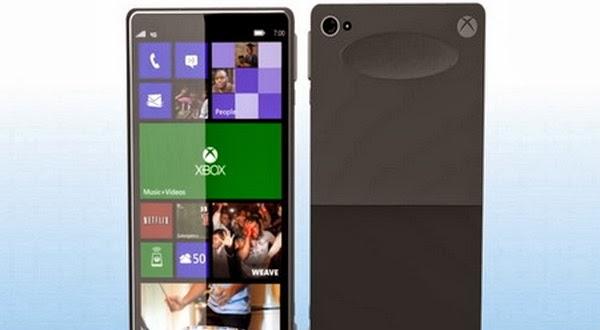 Konsep Xbox One Smartphone Begitu Mengagumkan