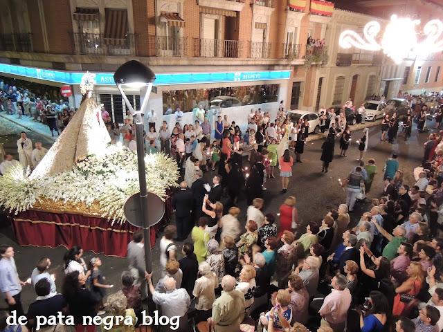 Virgen de Consolación 2013