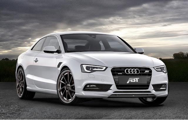 Frontal del Audi A5
