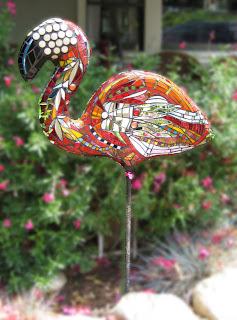 Kim Larson Art Mosaics More Mosaic Garden Art The