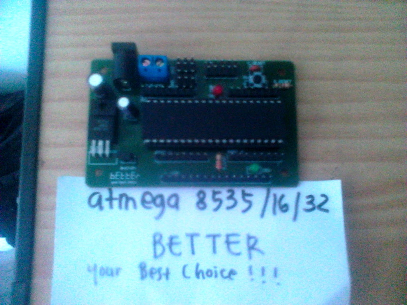 Better Bika Electronic Center November 2010 Electrocircuit Schema Datasheet Indicator Power Dan Isp Downloader