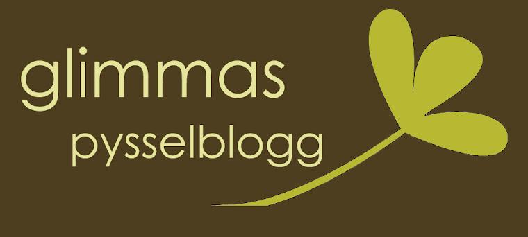 Glimma's Pysselblogg