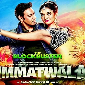 Ajay tamanna in Himmatwala Poster