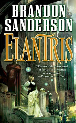 Elantris by Brandon Sanderson (Review)