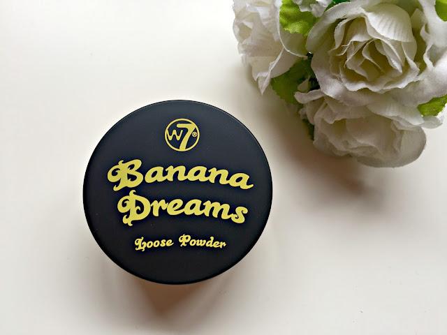 w7 banana powder
