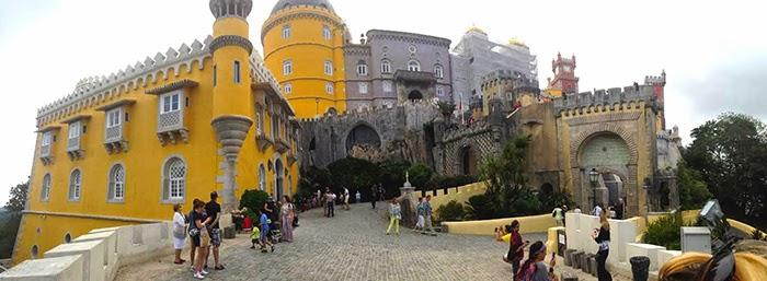 Palacio National de Pena Sintra