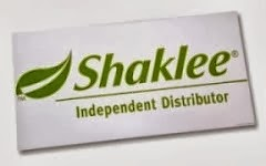 Saya adalah pengedar sah SHAKLEE ID No. 882441 . Hubungi saya CALL/SMS/WHATSAPP : 019-2603909