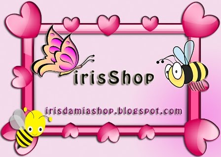 Welcome to irisShop