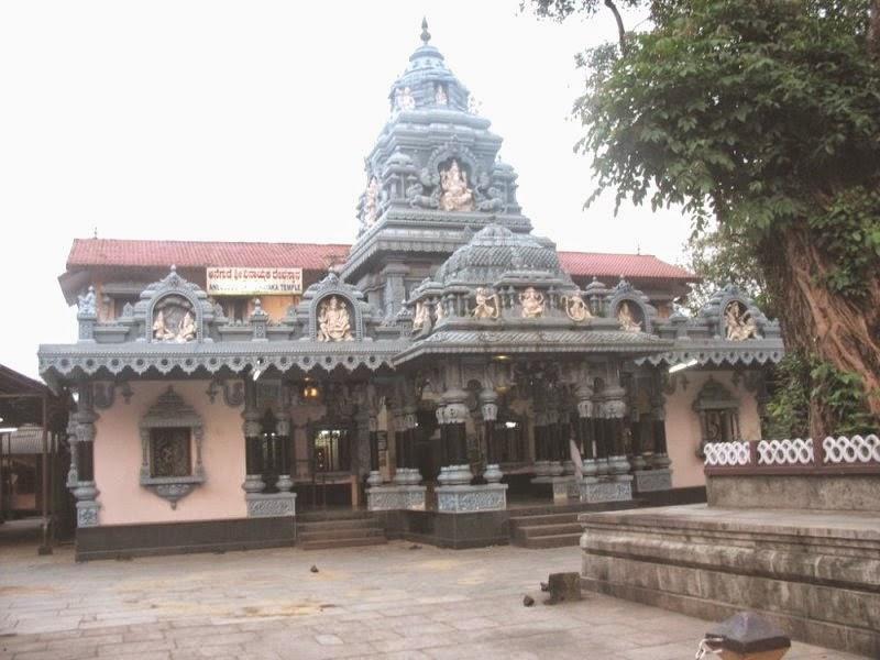 Anegudde Sri Vinayaka Temple Kumbashi