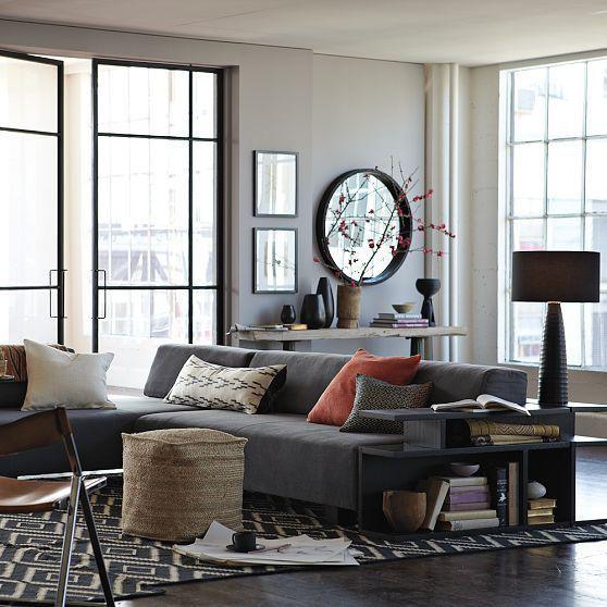 Living Room Sofa Decoration