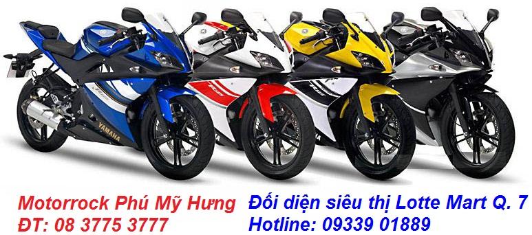 R8 175R - Motorrock Phú Mỹ Hưng-77 Nguyễn Hữu Thọ - Gần siêu thị Lotte Mart