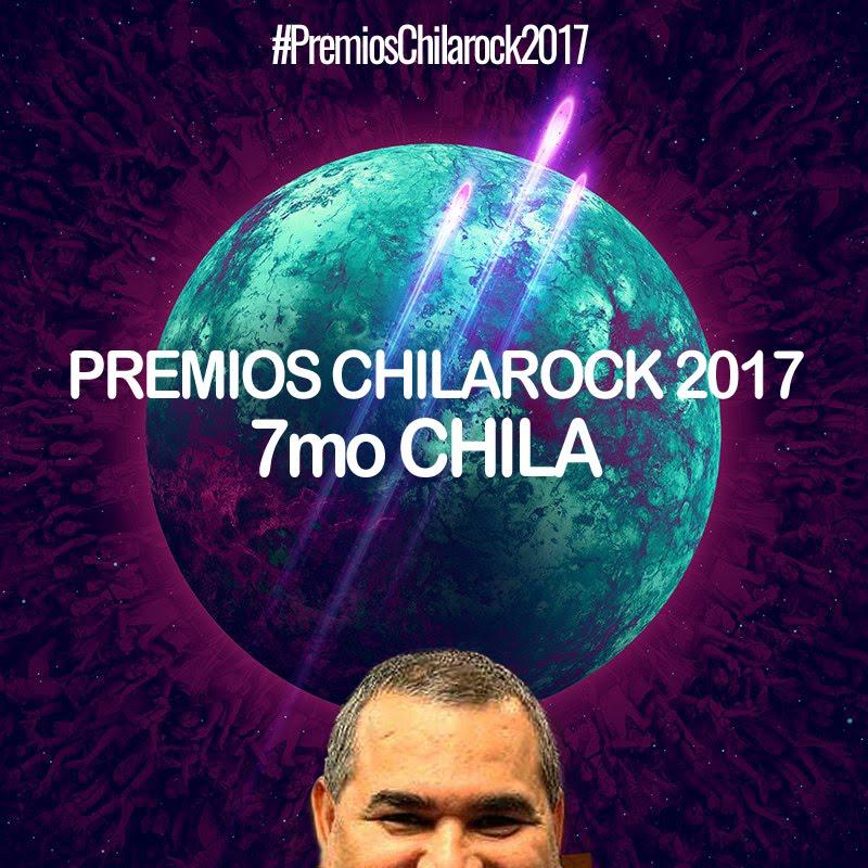 #PremiosChilarock