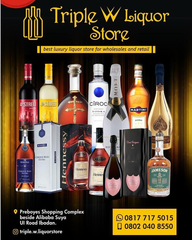 Triple W Liquor Store