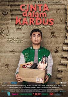film cinta dalam kardus DVDRip 600MB (Via Indowebster)