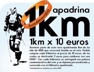 Apadrina 1km