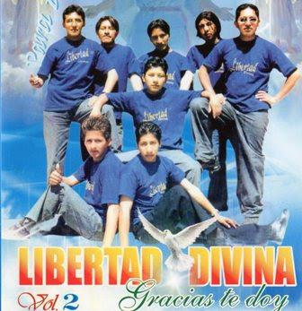 """Libertad Divina"" - Gracias te Doy (Volumen 2)"