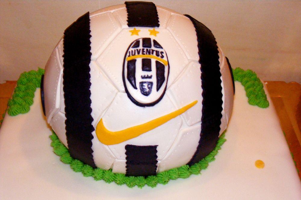 Favori Le Torte di Mamma: Pallone della Juventus ZZ21