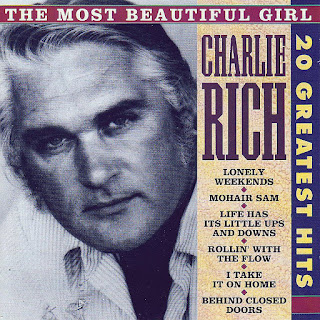 Charlie Rich - The Most Beautiful Girl (1973) WLCY Radio