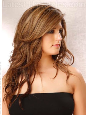 long layered haircuts  cute hairstyles