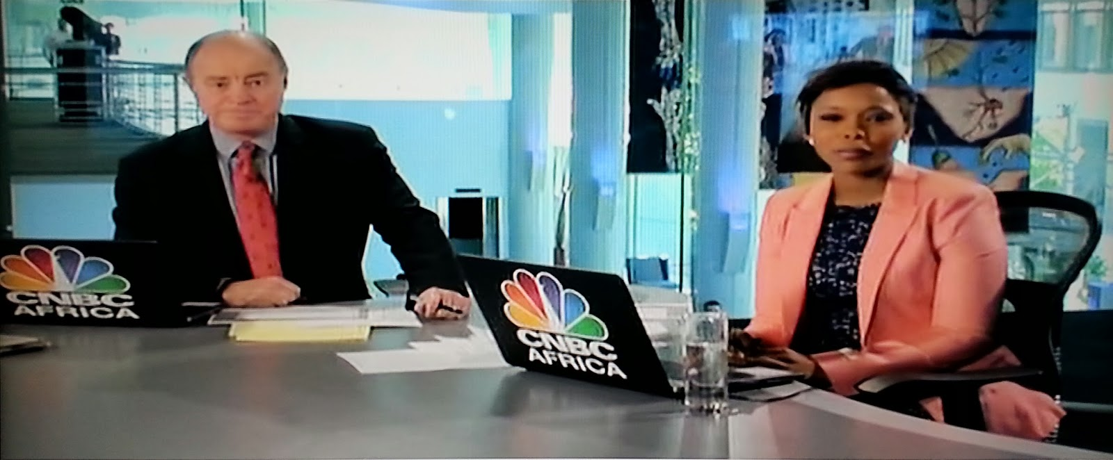 See Thru Tv Tv With Thinus The Abn Group And Cnbc Africa Officially Launches