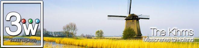 Holland-Bound!