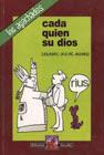 Cada quien su dios,Rius (Eduardo del Río),Parcifal  tienda de comics en México distrito federal, venta de comics en México df